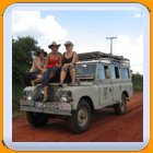Landrover in Paraguay